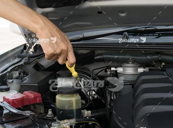 تعویض روغن ماشین
