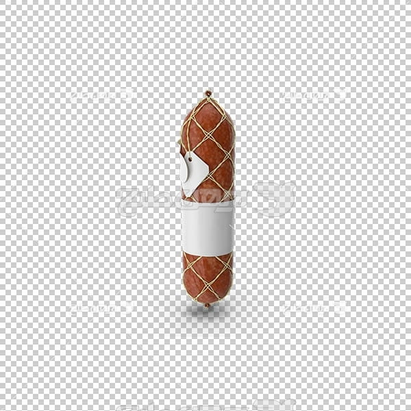 تصویر سه بعدی دوربری سوسیس