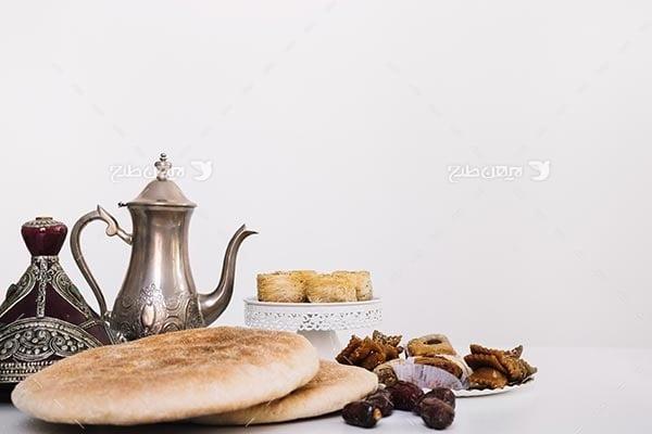 تصویر با کیفیت از افطاری