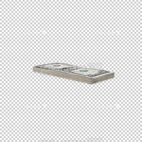 تصویر سه بعدی دوربری بسته اسکناس
