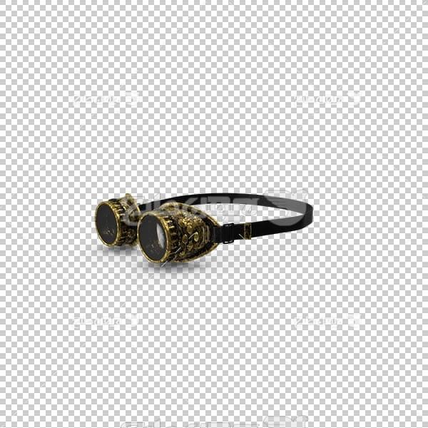تصویر سه بعدی دوربری عینک شنا