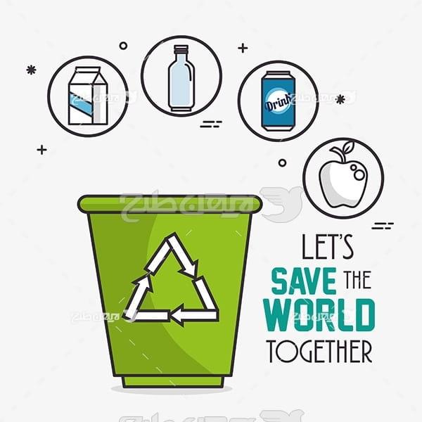 وکتور بازیافت