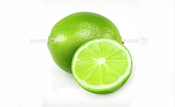 وکتور لیمو سبز