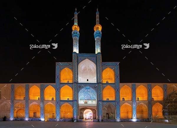 عکس مسجد