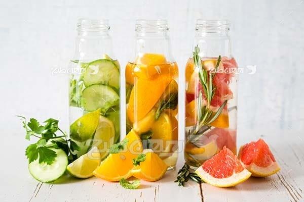 عکس میوه،پرتقال،لیمو،پرتقال قرمز