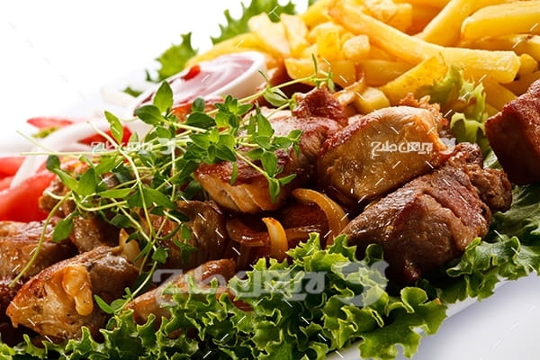 کباب گوشت