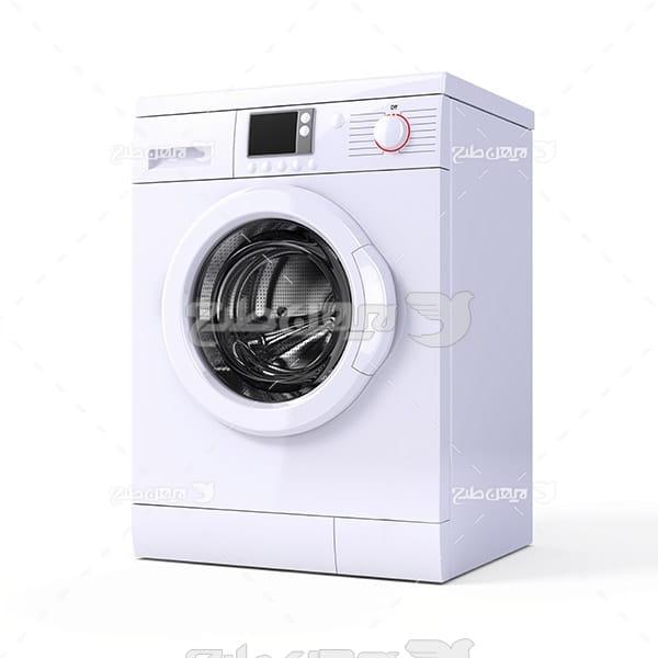 عکس با کیفیت از لباسشویی