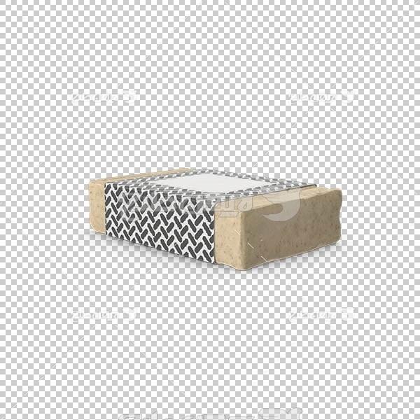 تصویر سه بعدی دوربری قالب صابون