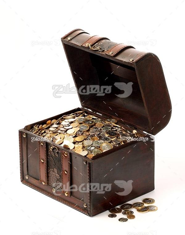 عکس صندوق گنج