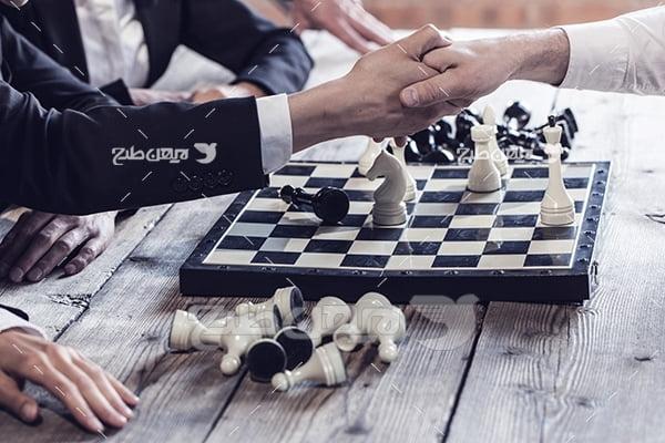 عکس ورزش شطرنج