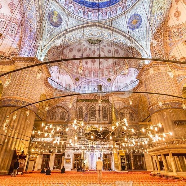 عکس مسجد الحرام در مکه