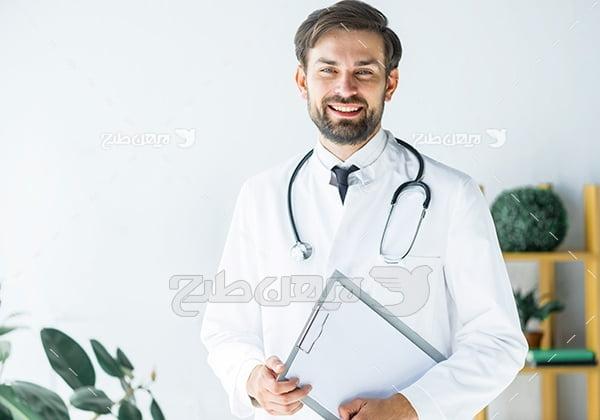 عکس پزشک
