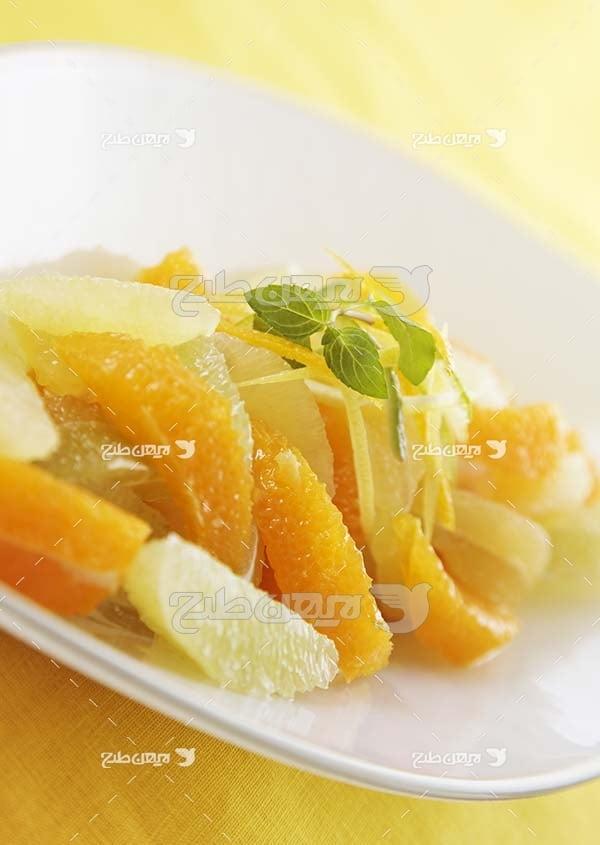 عکس میوه پرتقال