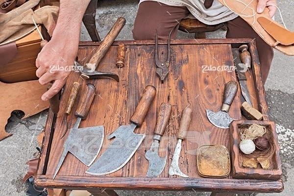ابزار کفاشی