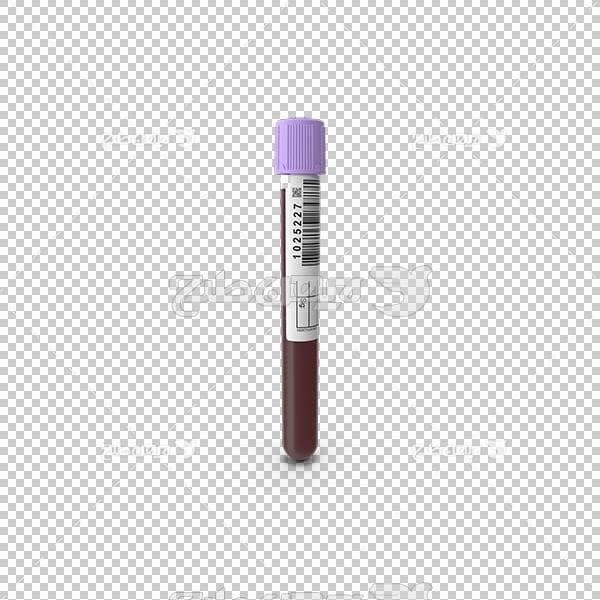 تصویر سه بعدی دوربری نمونه آزمایش خون