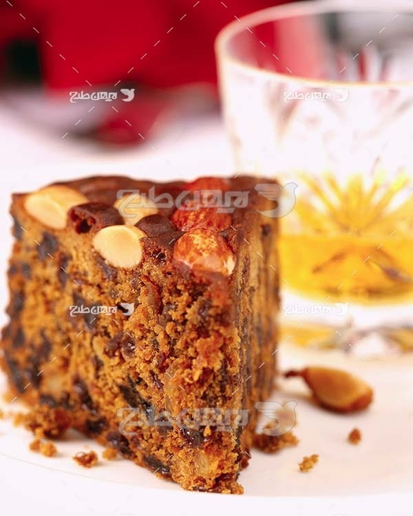 عکس کیک و شیرینی