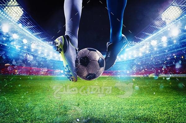 عکس فوتبال