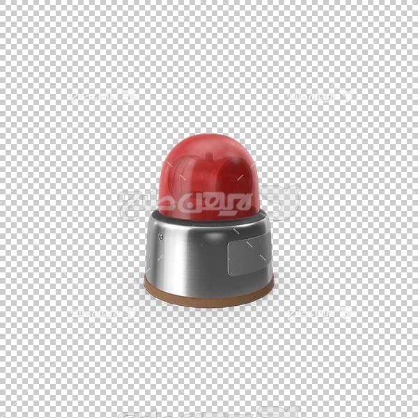 تصویر سه بعدی دوربری آژیر قرمز