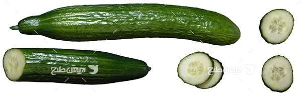 عکس میوه خیار