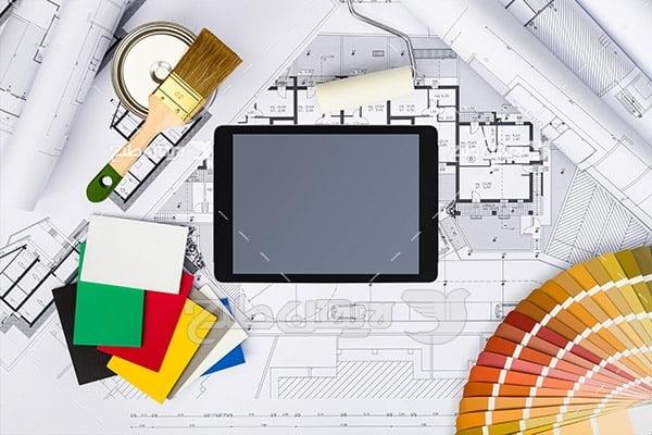نقشه کشی و طراحی