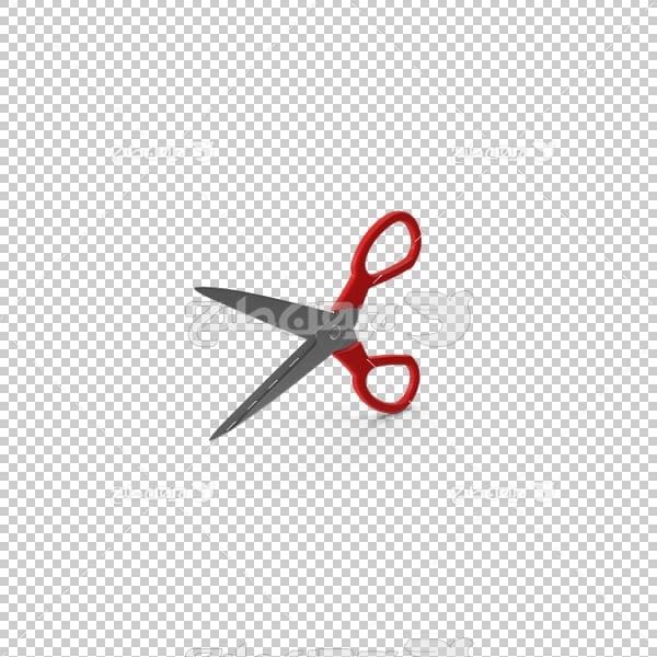 تصویر سه بعدی دوربری قیچی