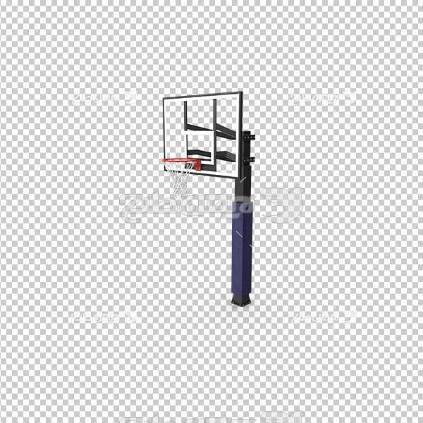 تصویر دوربری سه بعدی ورزش بسکتبال