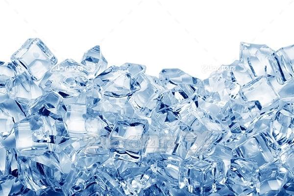 عکس بک گراند یخ
