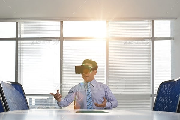 عکس کنفرانس واقعیت مجازی