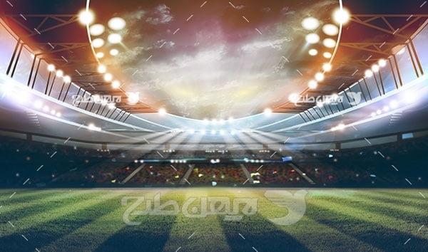 تصویر ورزشگاه