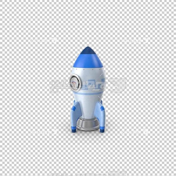 تصویر سه بعدی دوربری فضاپیما