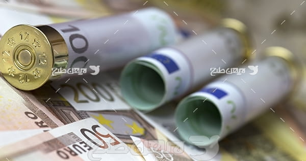 عکس اسکناس یورو