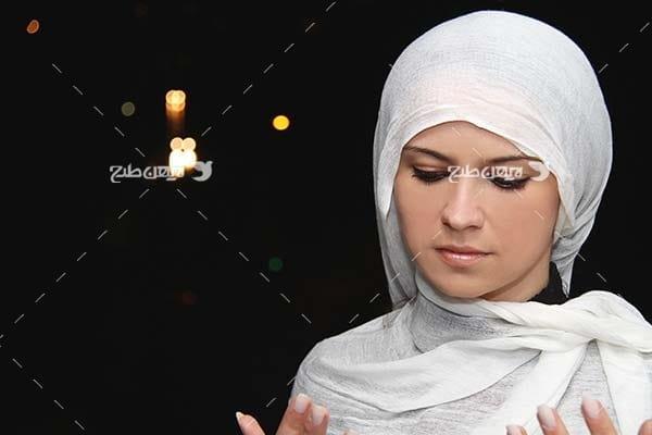 عکس از حجاب