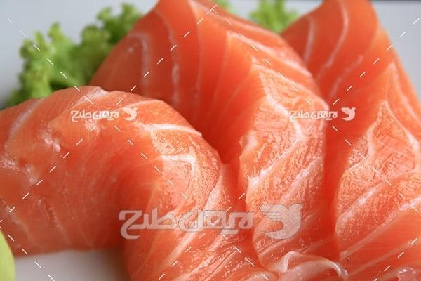 ماهی،گوشت ماهی سبزیجات