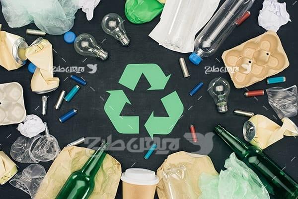 تصویر بازیافت محصولات