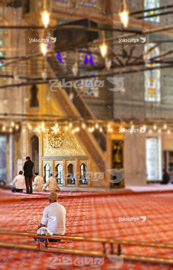 عکس مذهبی مسجد الحرام