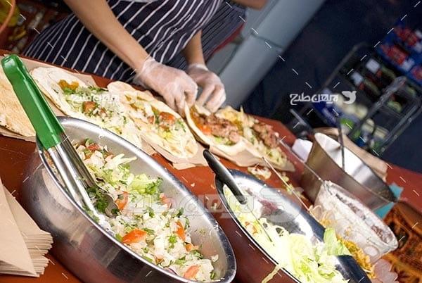 تصویر با کیفیت از آشپز
