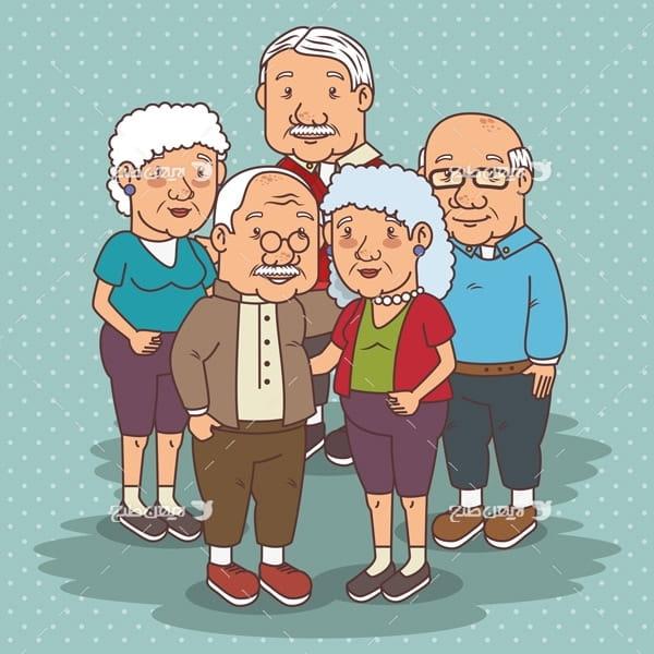 طرح وکتور لوگو و ایکن خانوادگی