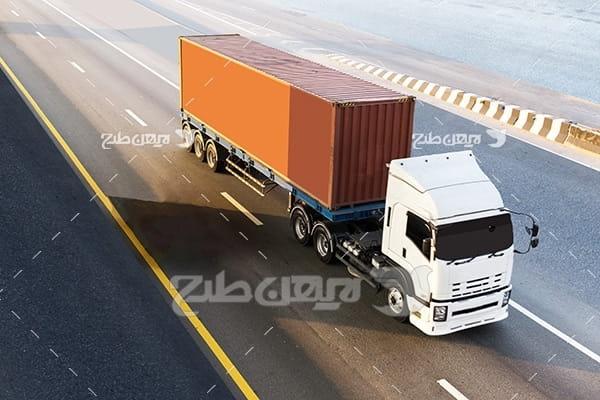 تصویر حمل و نقل و کامیون