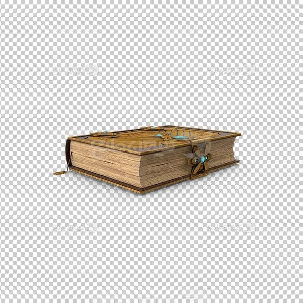 تصویر دوربری کتاب