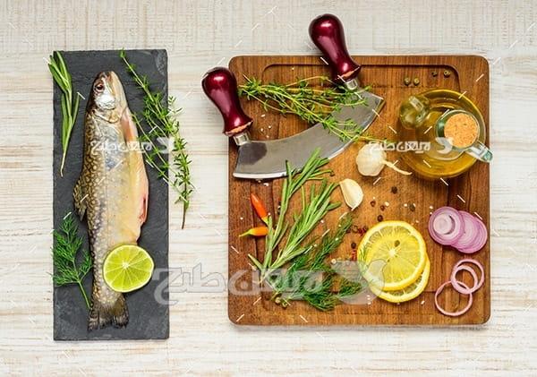 عکس مواد غذایی