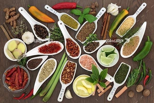 تصویر محصولات گیاهی و عطاری