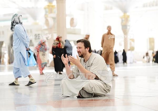 عکس دعا و نیایش