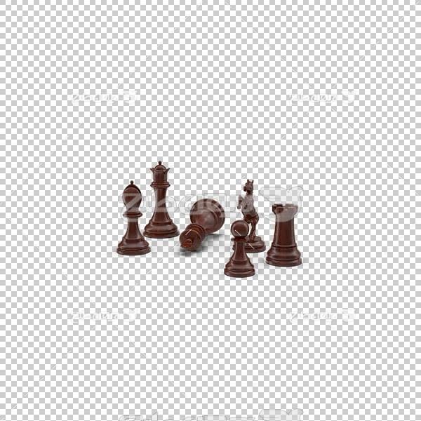 تصویر سه بعدی دوربری شطرنج
