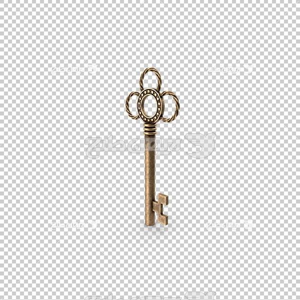 تصویر سه بعدی دوربری کلید طلایی
