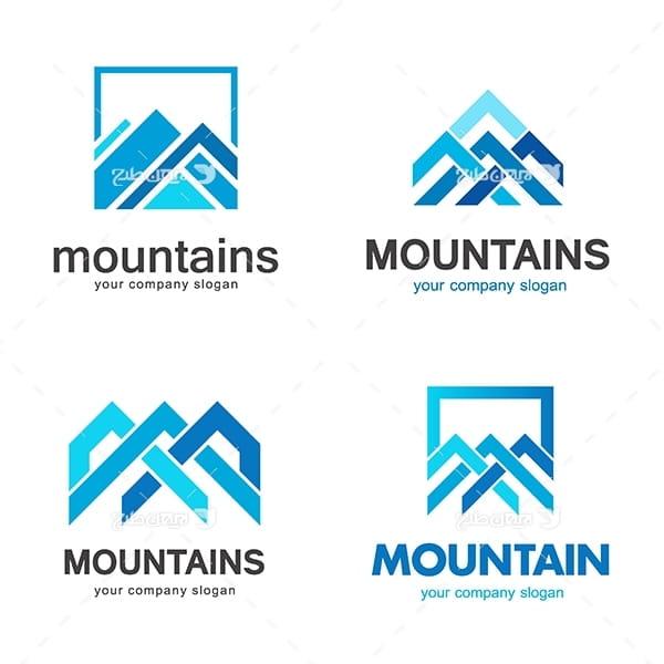 لوگو کوه و کوهستان