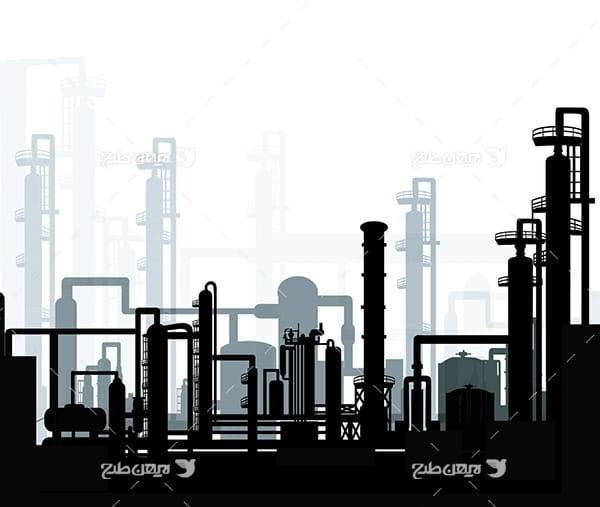 طرح عکس صنعتی