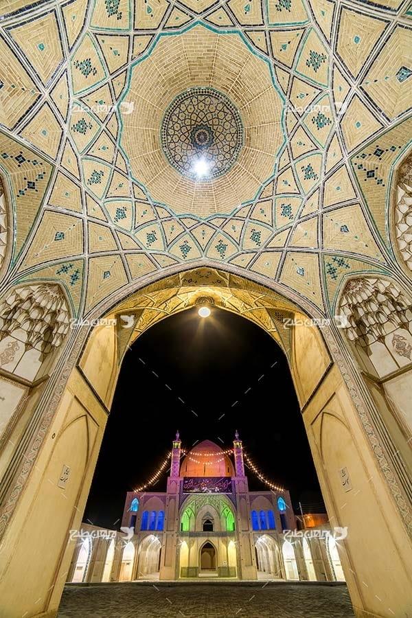 عکس مسجد نصیر الملک