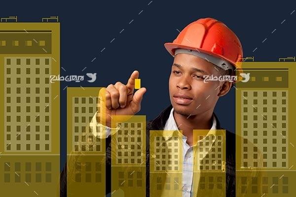 تصویر کلا ایمنی، ساختمان و انسان
