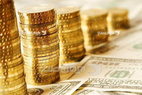 عکس پول و سکه