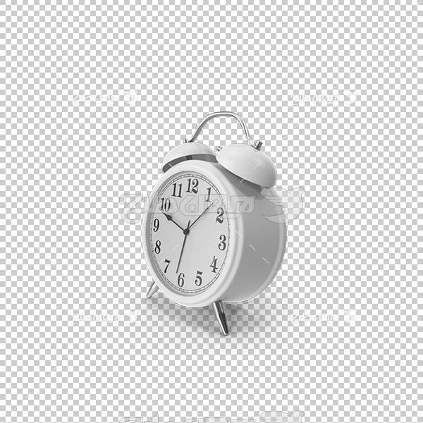 تصویر سه بعدی دوربری ساعت